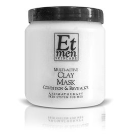 Eve Taylor Men Multi-Active Clay Masque - Eve Taylor