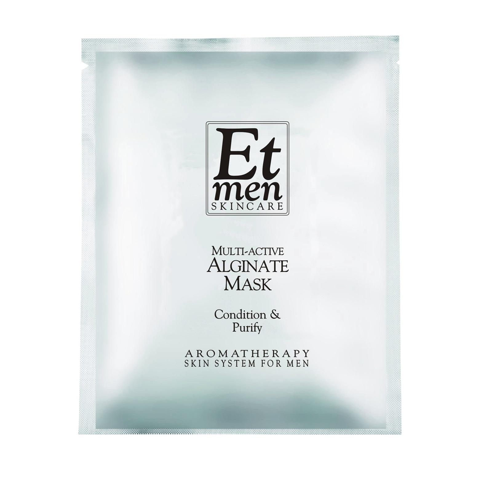 Eve Taylor Men Multi-Active Alginate Masque 30 gr - Eve Taylor
