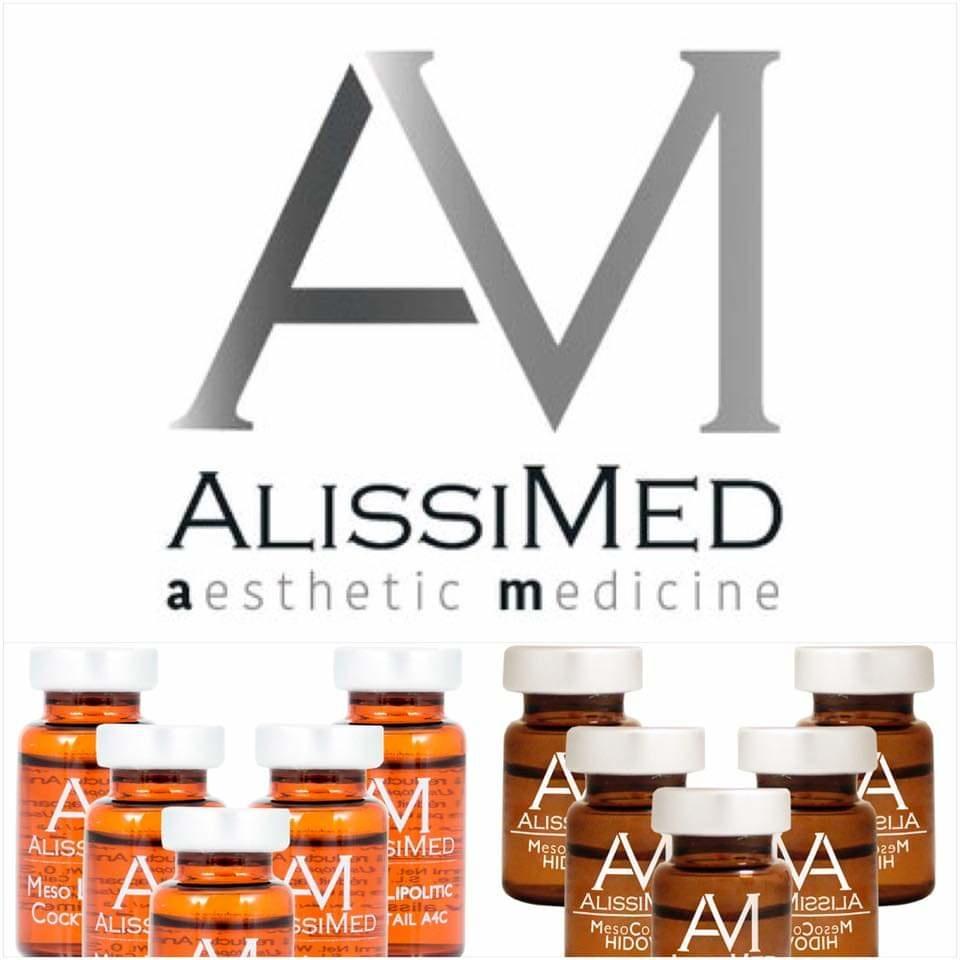 AlissiMed Mesococktail BODY Ampullen  4 x 10 ml