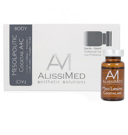 AlissiMed Meso cocktail BODY Ampoules