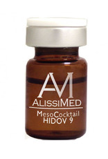 AlissiMed Meso cocktail FACE Ampoules 4 x 10 ml