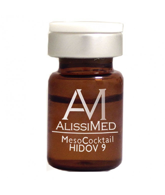 AlissiMed Mesococktail FACE Ampullen   4 x 10 ml