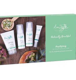 Eve Taylor Purifying Skincare Collection Kit - Eve Taylor