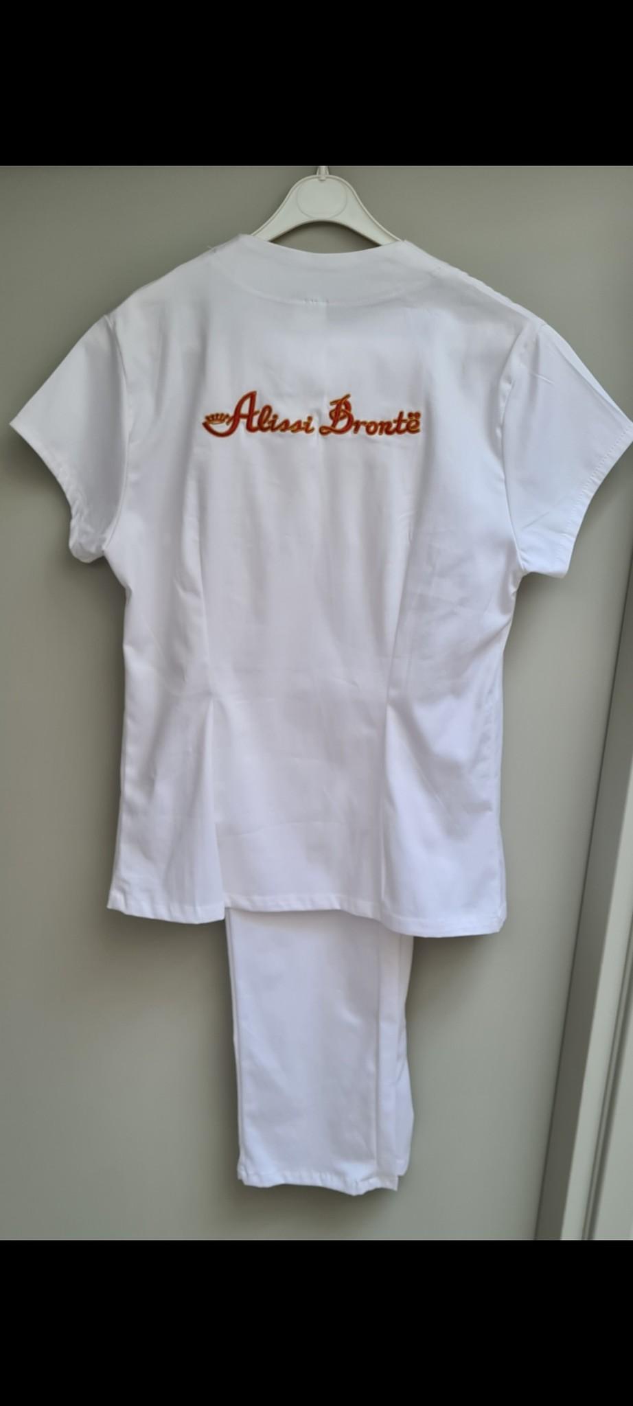 Alissi Brontë Alissi Brontë  -  Behandel outfit - jas + broek