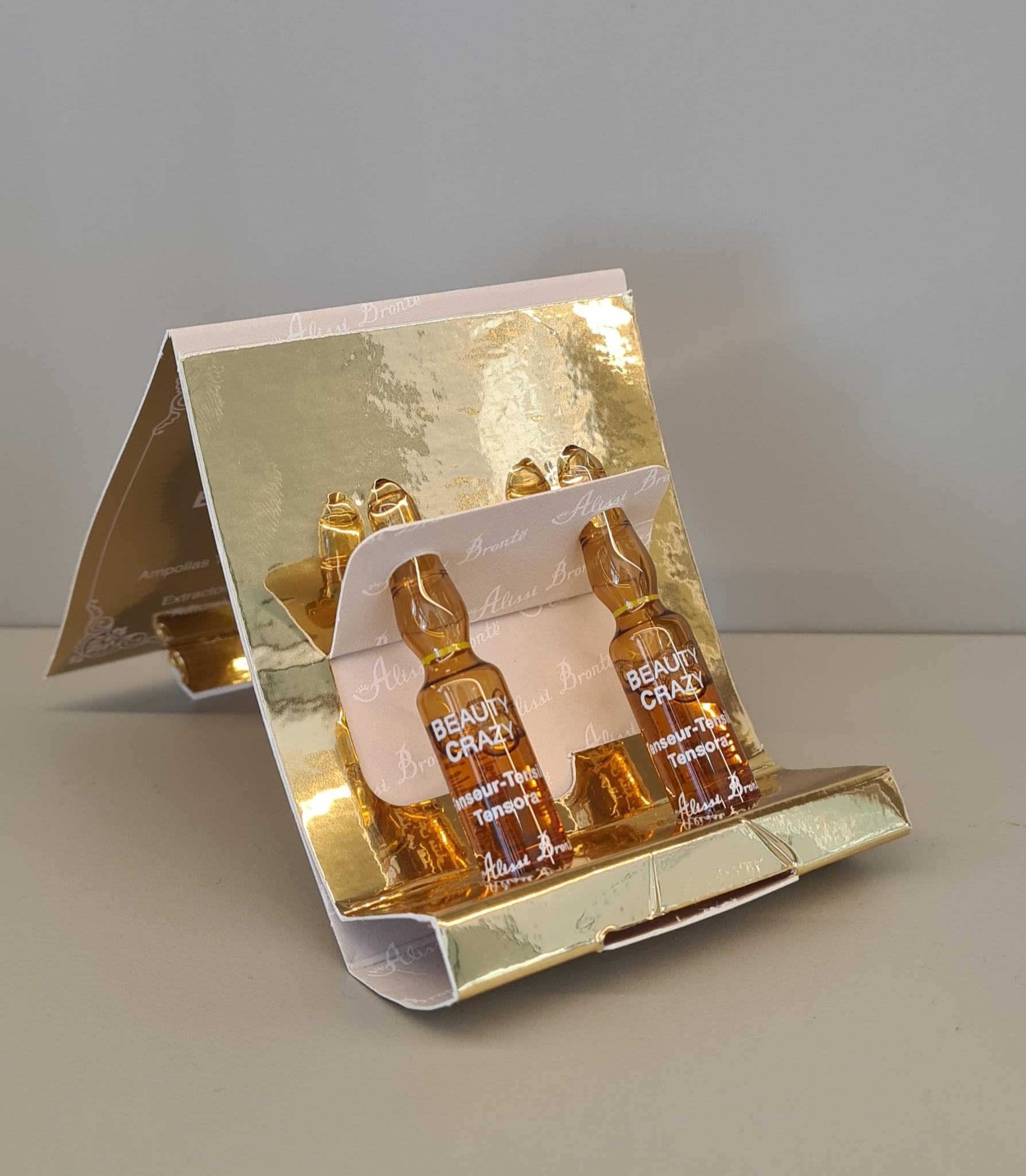 Alissi Brontë Beauty Crazy Ampoules 2 x 2 ml - Tensile Beauty