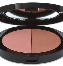 Mineralogie Pressed Blush Duo - Rooftop Rendezvous