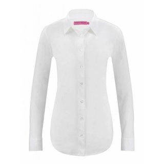 Witte blouse Poppy Travel