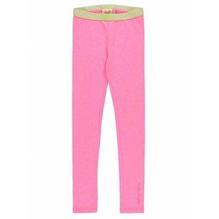 Roze legging Florijn