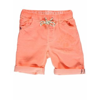 Oranje korte broek Maxim