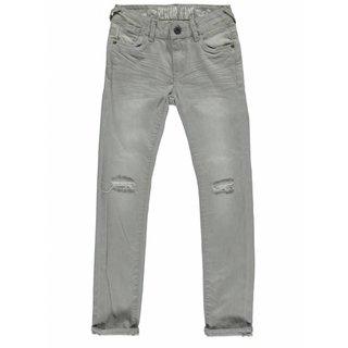 Grijze skinny jeans Poppy