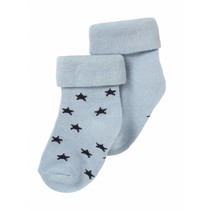 Grijsblauwe sokjes Napoli