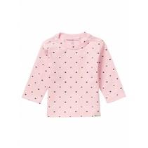 Lichtroze shirt Nanno