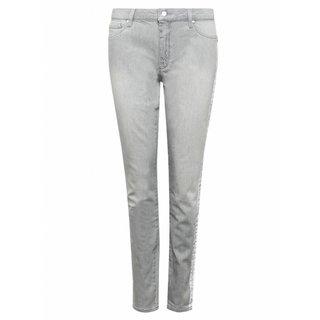 Grijze jeans Jemi