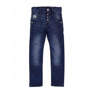 Blauwe xslim jeans Toss