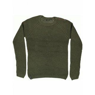 Groene knit Army 006