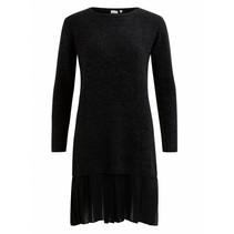 Zwarte jurk Bell