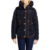 Donkerblauwe jacket JA130