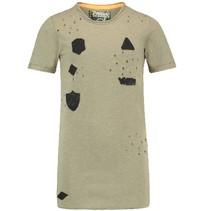Groen t-shirt Icarlos