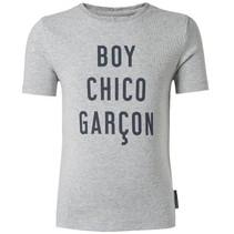 Grijs t-shirt Nocera