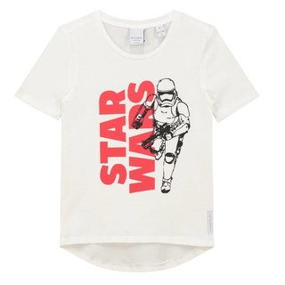 Wit t-shirt Starwars