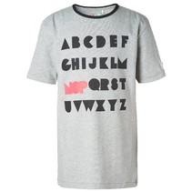 Grijs t-shirt Sofia