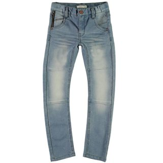 Lightblue x-slim jeans Theo Travis