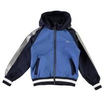 Donkerblauwe softshell jacket Alfa