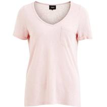 Lichtroze t-shirt Tessi