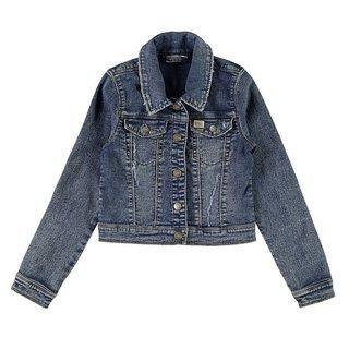 Mediumblue denim jacket Esa