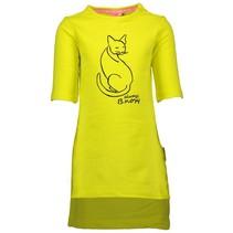 Gele jurk 5803