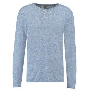 Lichtblauwe pullover N81250