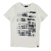 Wit t-shirt Rimano