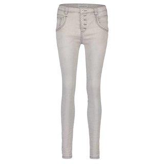 Grijszwarte jeans Berryville