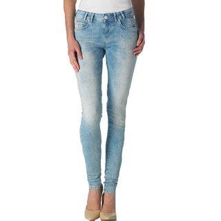 Blauwe superslim jeans Sugar