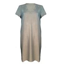 Khaki Glam jurk Acja