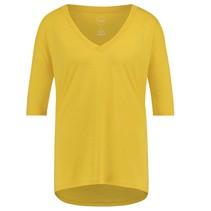 Geel t-shirt Carmen
