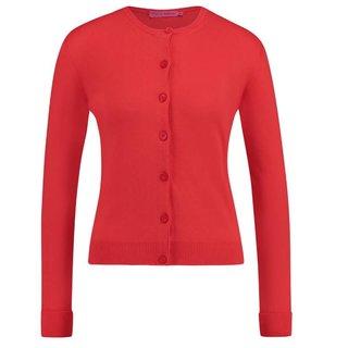 Rood vest Jacky