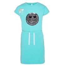 Mintgroene  jurk Happy