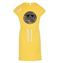 Gele jurk Happy