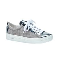 Grey Suede Specchio Argento sneaker