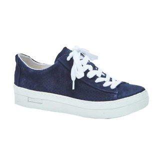 Navy Suede sneaker