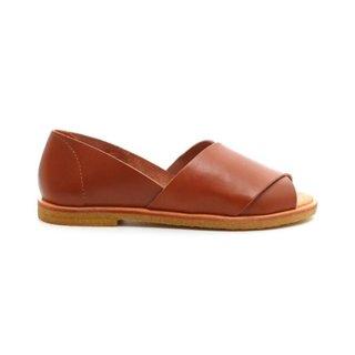 Cognac Vaquenta sandal