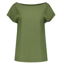 Groene top Suzy