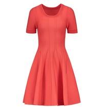 Rode jurk Juno