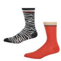 Oranje sokken Hopetown