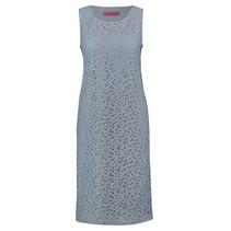 Grijsblauwe jurk Easy Lace