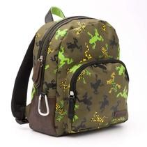 Groene rugzak Frogs