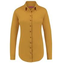 Harvest gold blouse Poppy