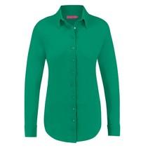 Green blouse Poppy