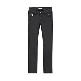 Zwarte skinny jeans Fiona
